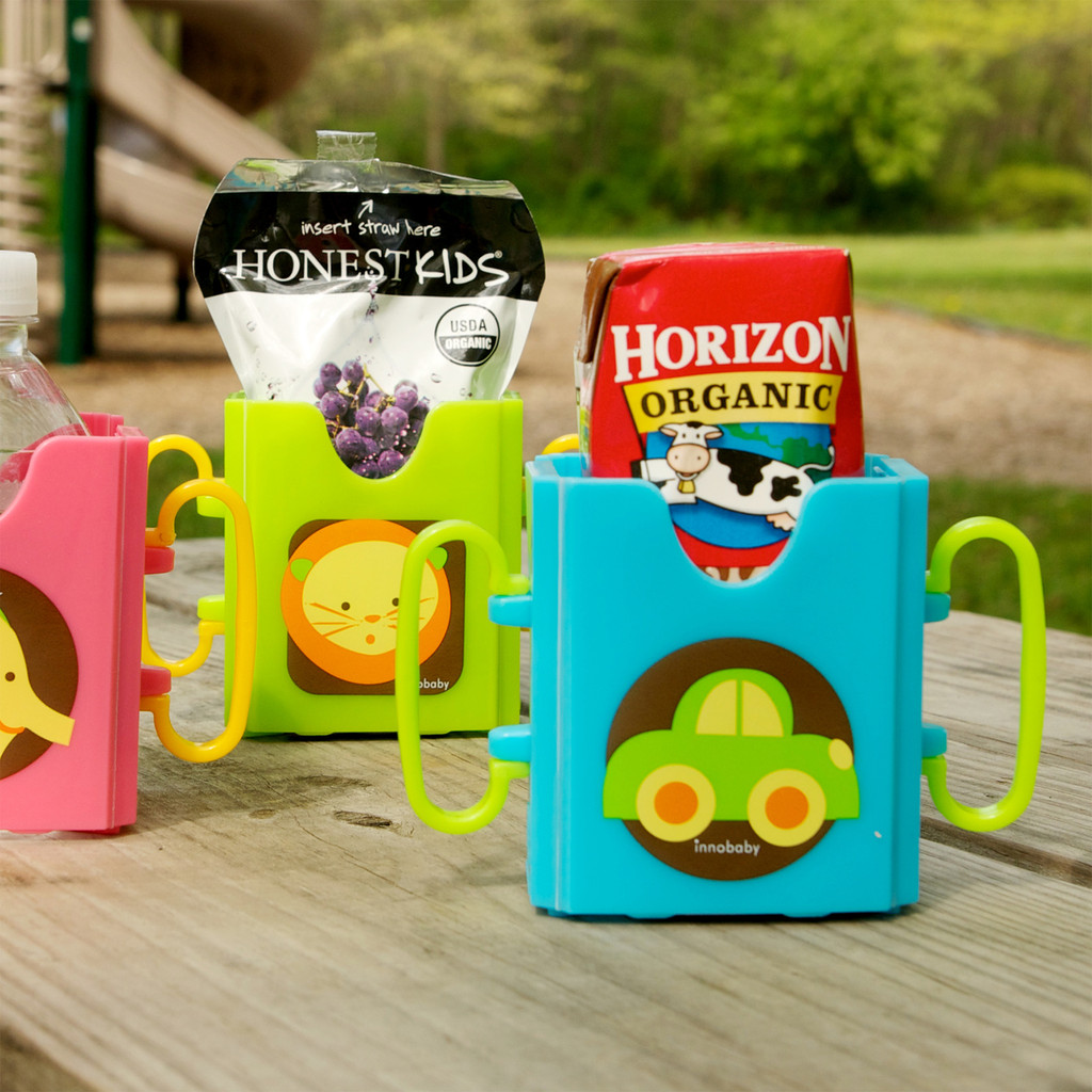 Sippin' SMART Juice Box Holder (MULTIPLE COLORS)