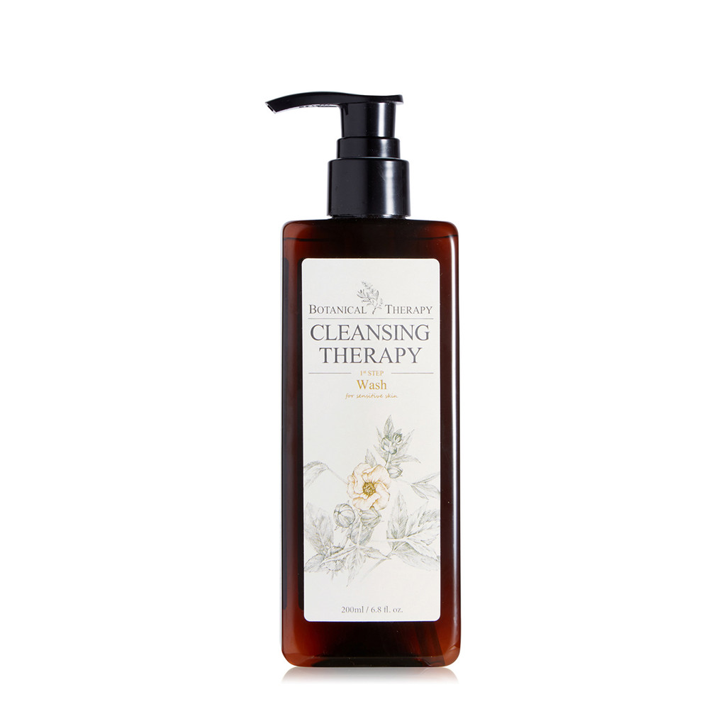 Botanical Therapy Soothing Baby Body Wash with Calendula and Witch Hazel Extract - 6.76 fl. oz.