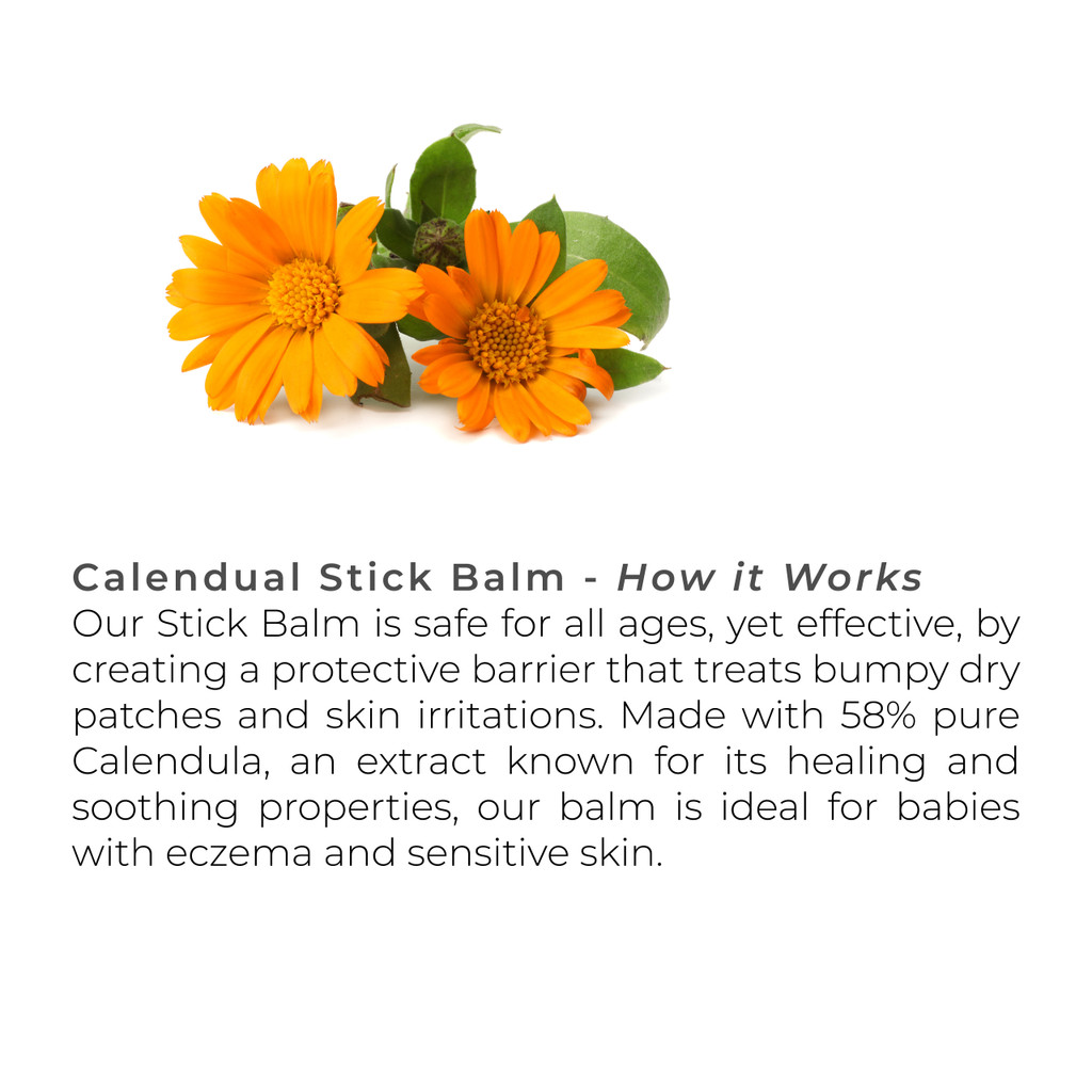 Calendula Stick Balm for Babies and Toddlers