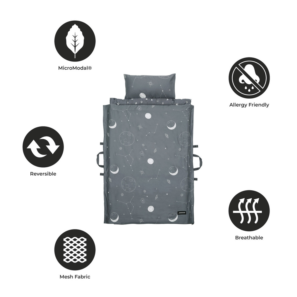 REVERSIBLE AIR MESH NAP MAT (Various Patterns)
