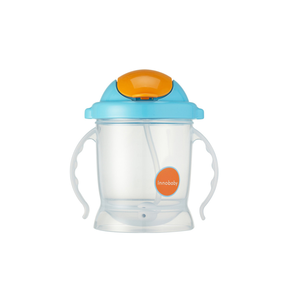 Sippin' SMART EZ Flow Straw Sippy Cup (Multiple Colors)