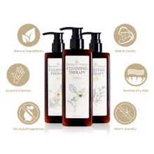 Skincare Gift Set for Eczema / Baby Shampoo, Wash, Lotion