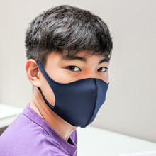 ADULT / Silver Fabric Mask