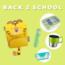 Back 2 School Set/ Tom Tiger