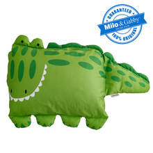Milo & Gabby Animal 3D Pillowcase for Toddlers and Kids (Various Patterns)