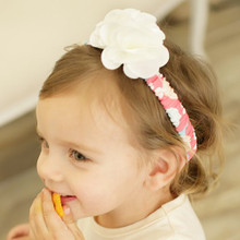 FLOWER HEADBAND (Various Patterns)