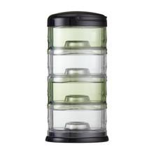 Packin' SMART Stackables 4 Tier Essentials - Green