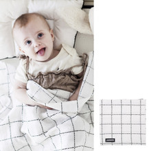 LIGHT MUSLIN CUDDLE BLANKET (Various Patterns)