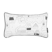 Dono&Dono Airflow Pillow and Pillowcase for Toddlers (Various Patterns)