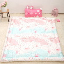Toddler Cotton Quilted Comforter (Various Patterns)
