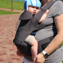 Pulse Ultimate Comfort Hip Seat Carrier (Various Colors)