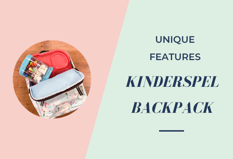 Kinderspel Insulted Toddler Backpack With Tether – REVIEW