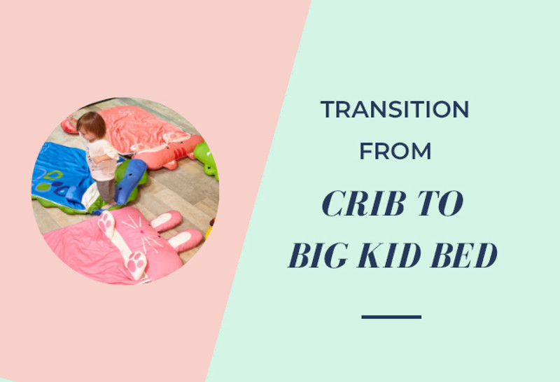Transitioning from a Crib to a Big Kid Bed