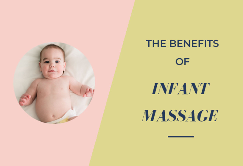 The Benefits of Infant Massage