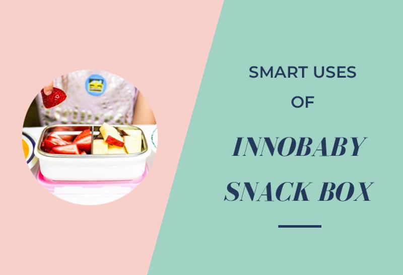 Innobaby Keepin' Fresh Bento Snack Box – REVIEW