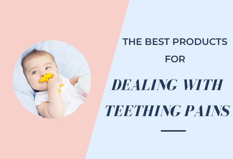 The Best Products for Dealing with Teething Pains
