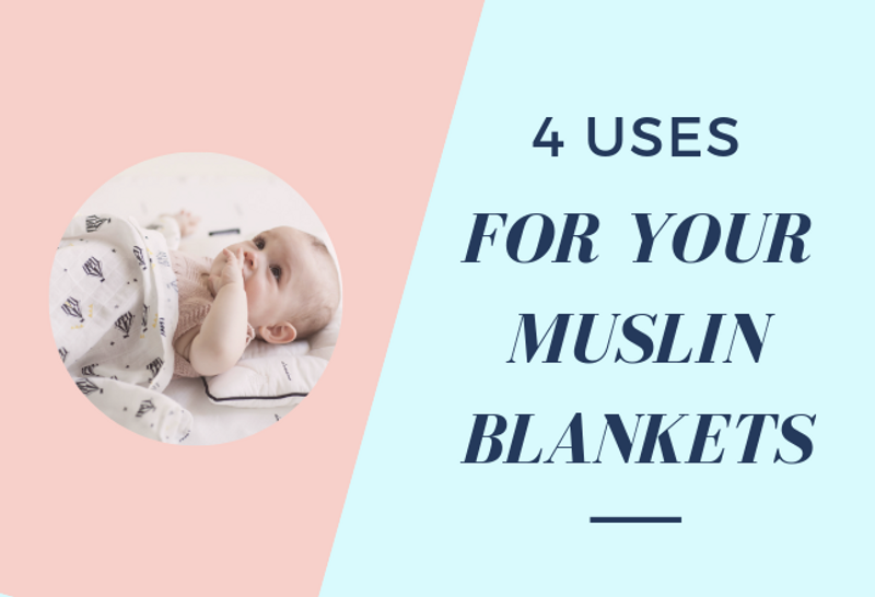 Muslin blankets, popular, but what's the difference?