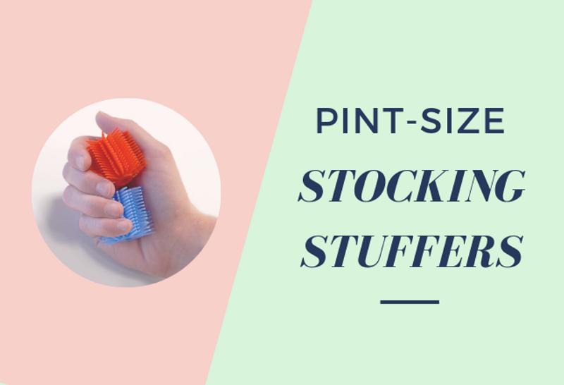 Pint-size Stocking Stuffers