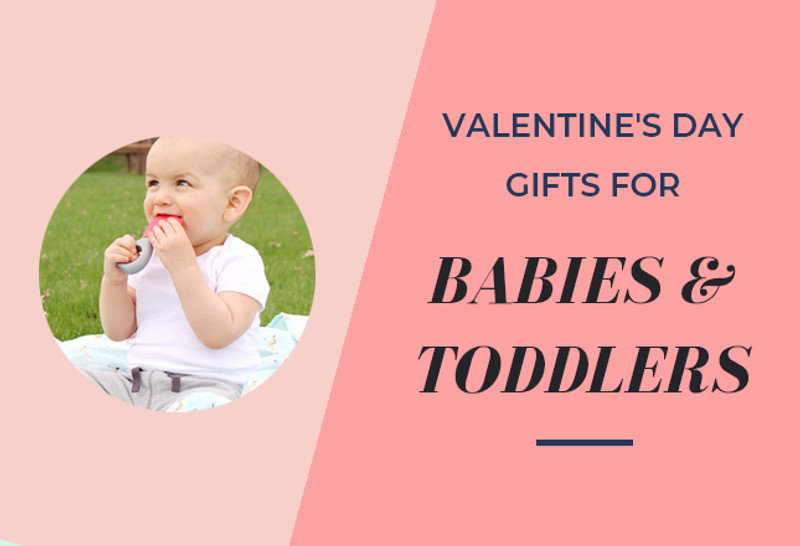 Valentine's Day Gifts for Babies and Toddlers