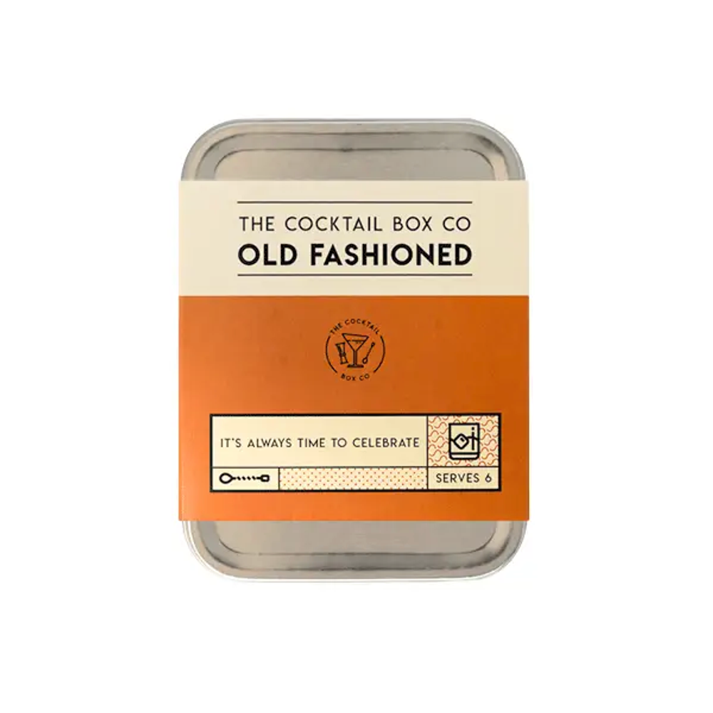 The Cocktail Box - Old Fashioned Kit