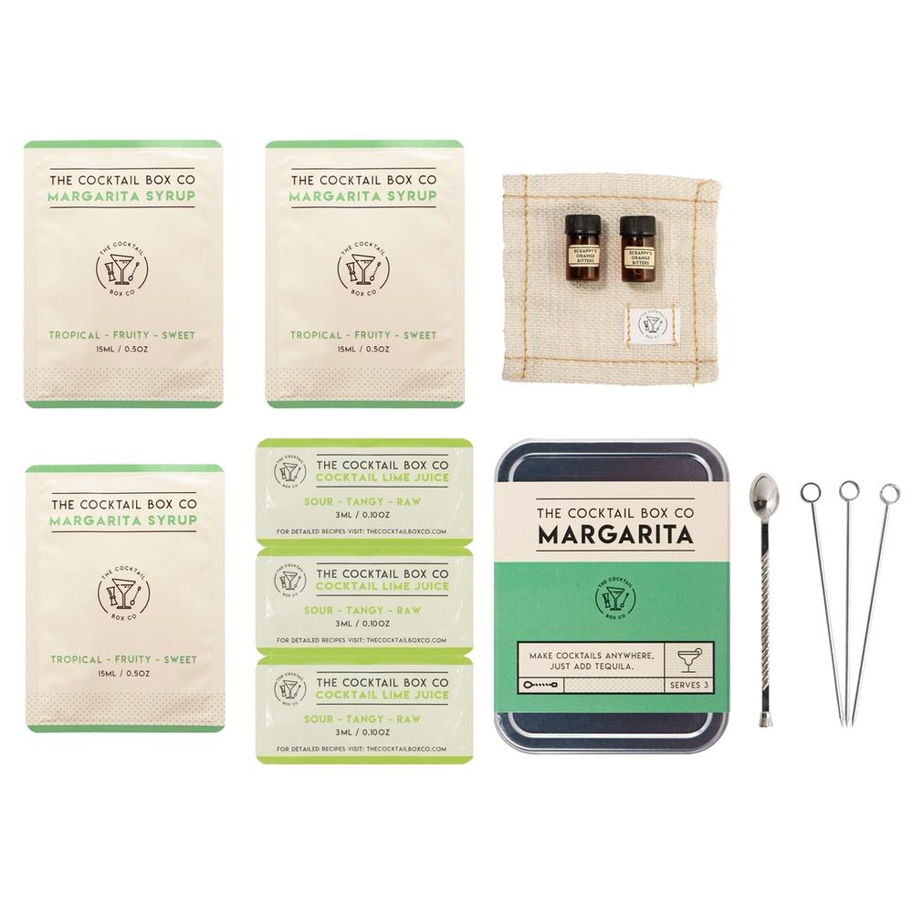 The Cocktail Box - Margarita Kit