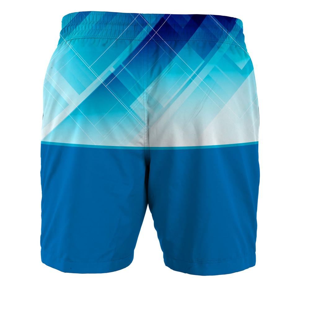 LeClub Blue Crystals Swim Trunks