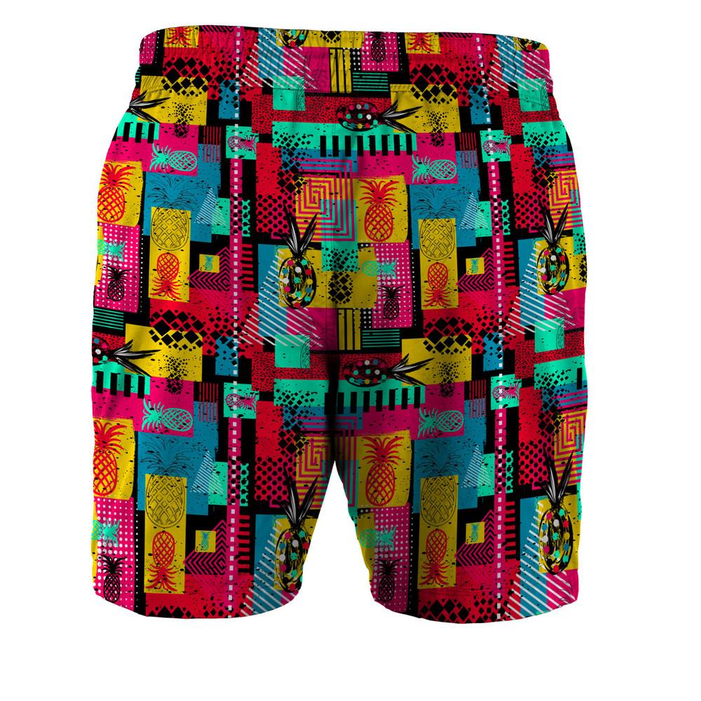 LeClub Jamaica Swim Trunks