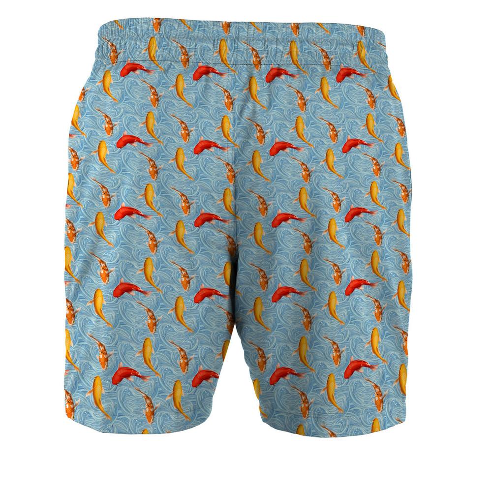 LeClub Koi Swim Trunks
