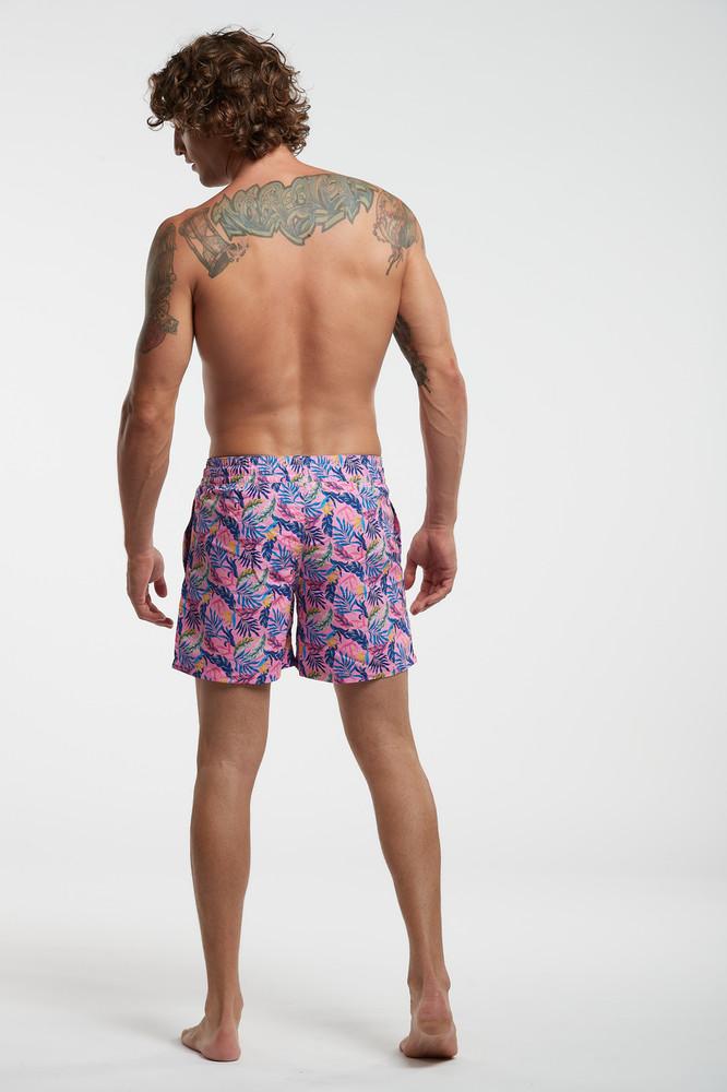 LeClub Palm Beach Swim Trunks