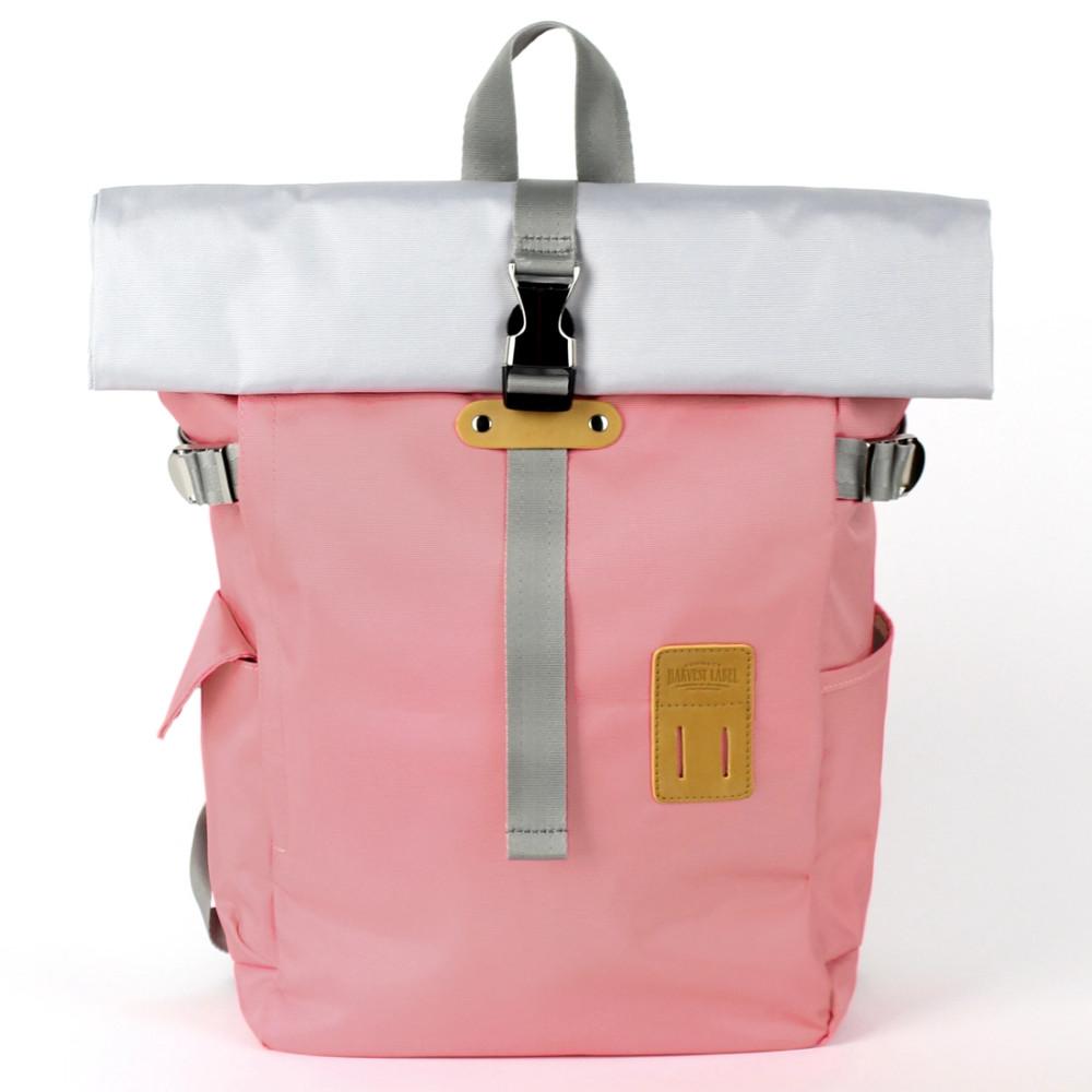 Harvest Label Rolltop 2.0 Backpack - Pink