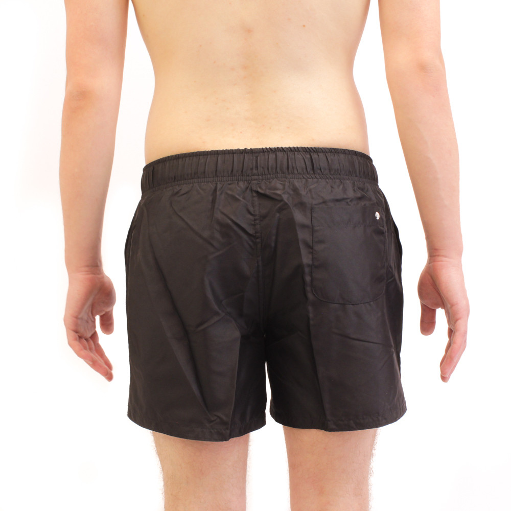 Evolve Black Swim Shorts