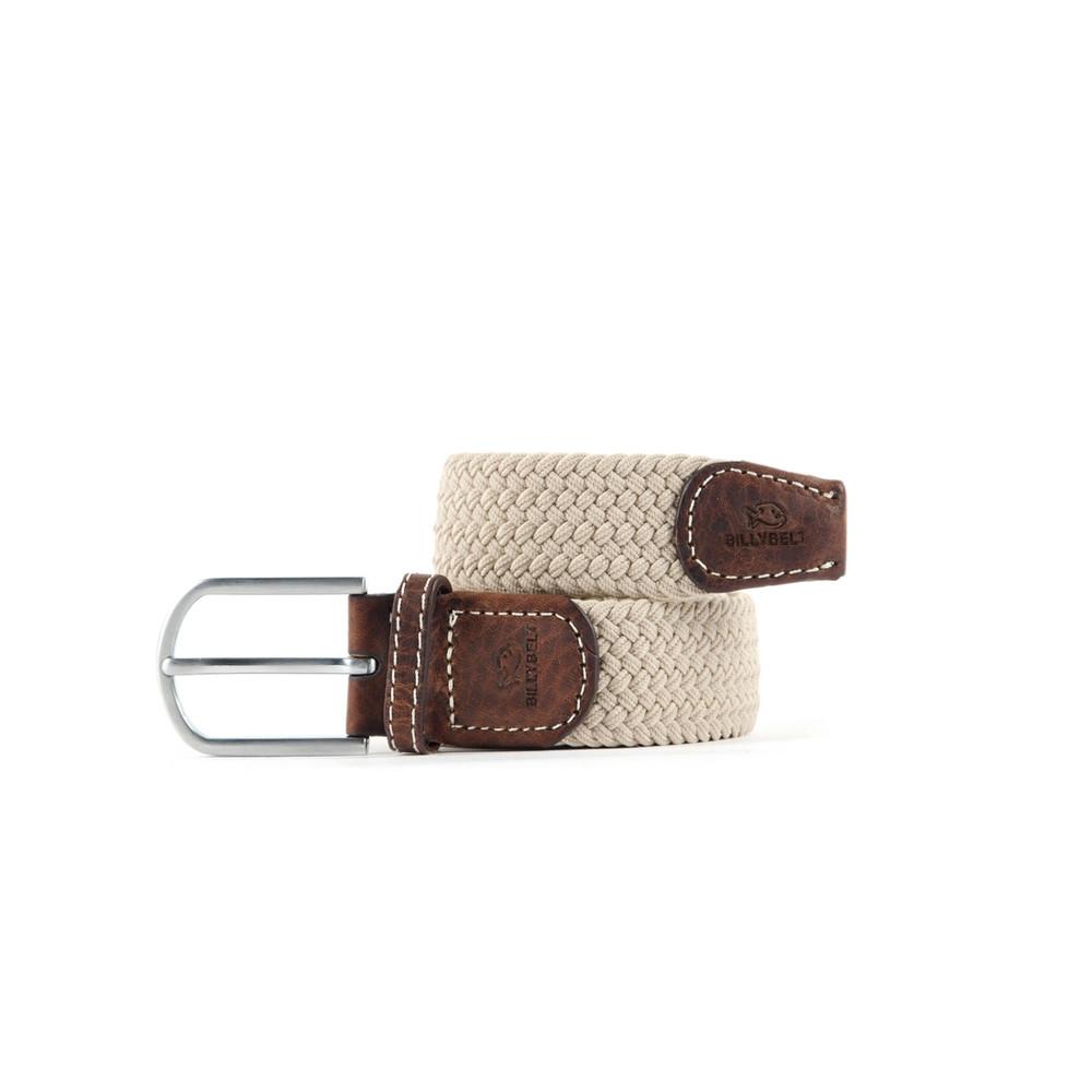 Billybelt Woven Belt - Sandy Beige