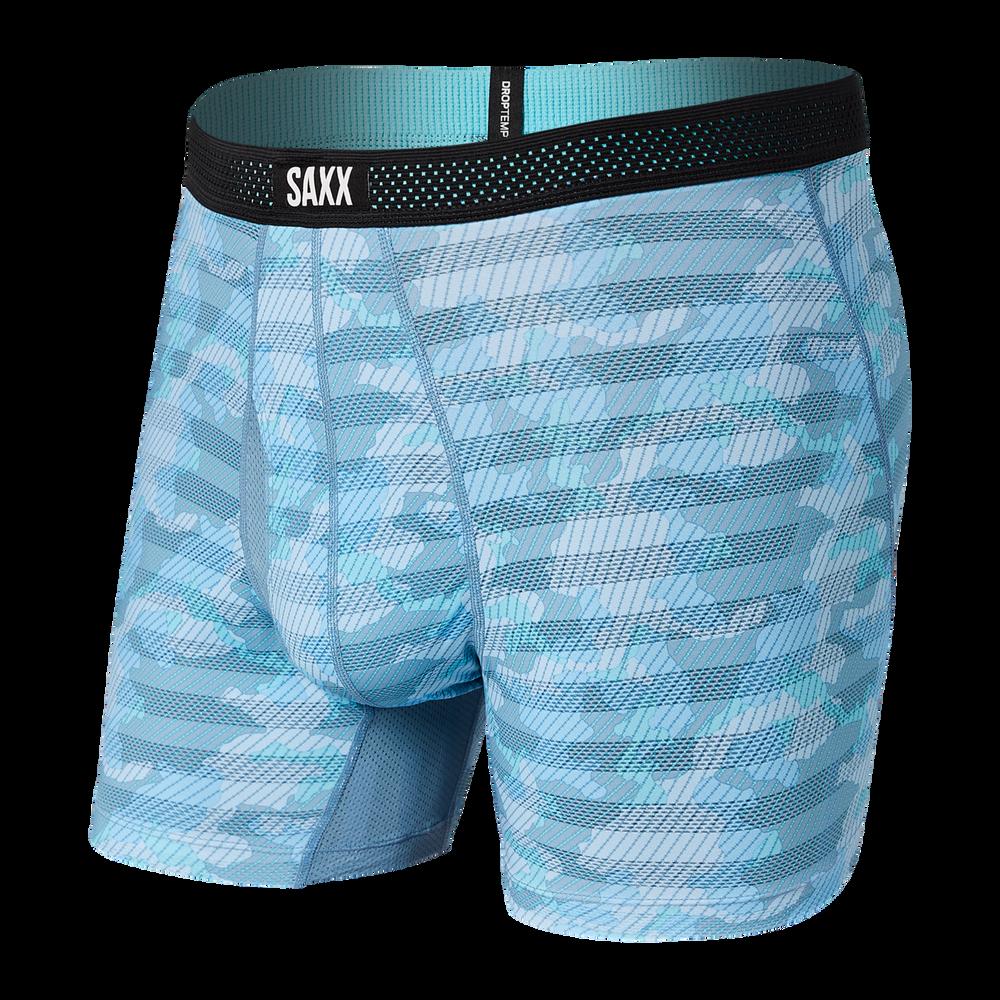 SAXX Hot Shot Boxer Brief - Ice Camo