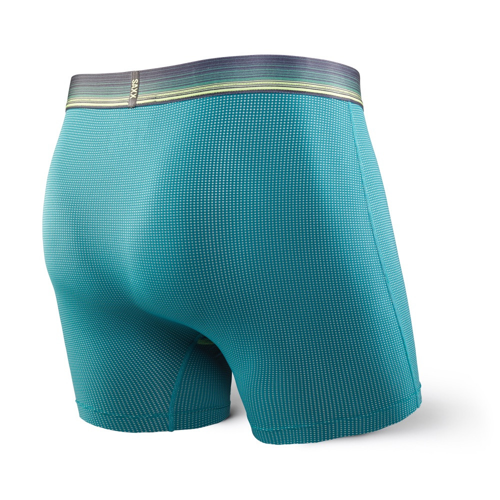 SAXX Quest 2.0 Hunter Ombre Boxer Brief