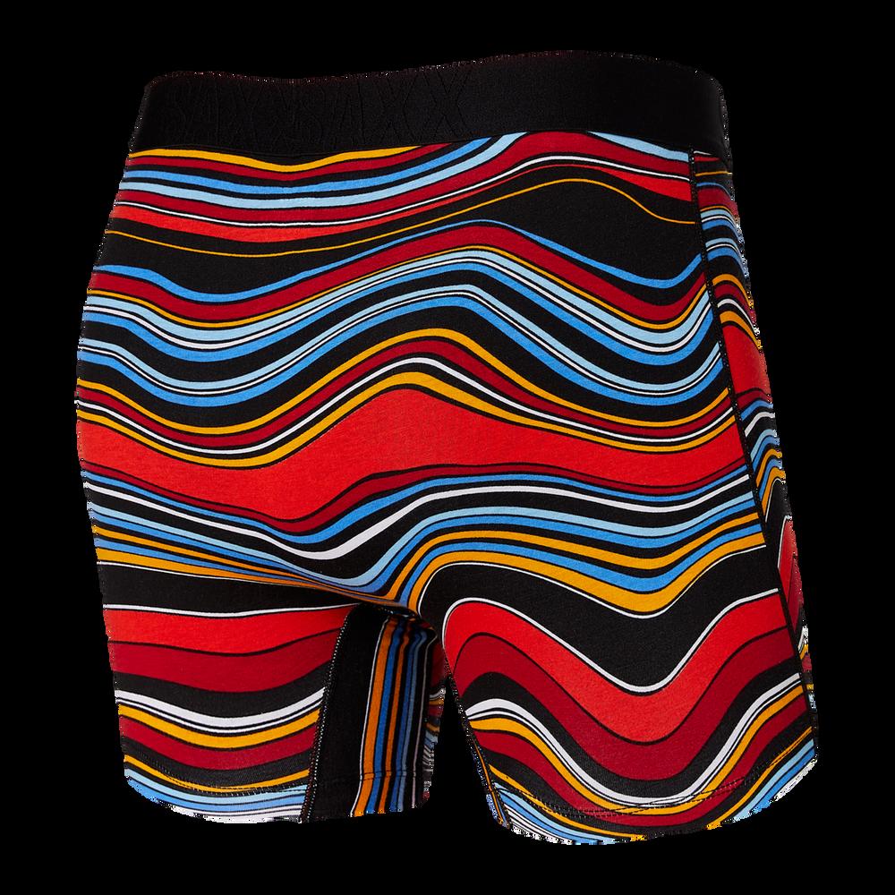 SAXX Undercover Boxer Brief - Multi Warped Stripe