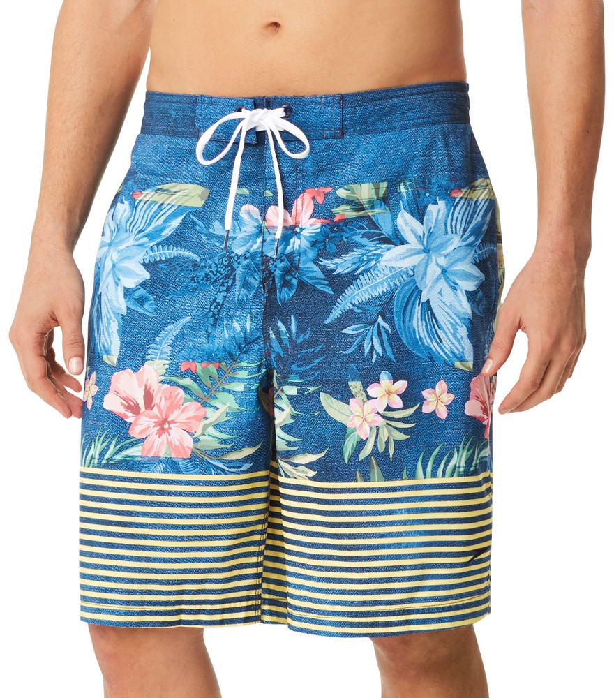 Speedo Aloha Stripe - Board Shorts
