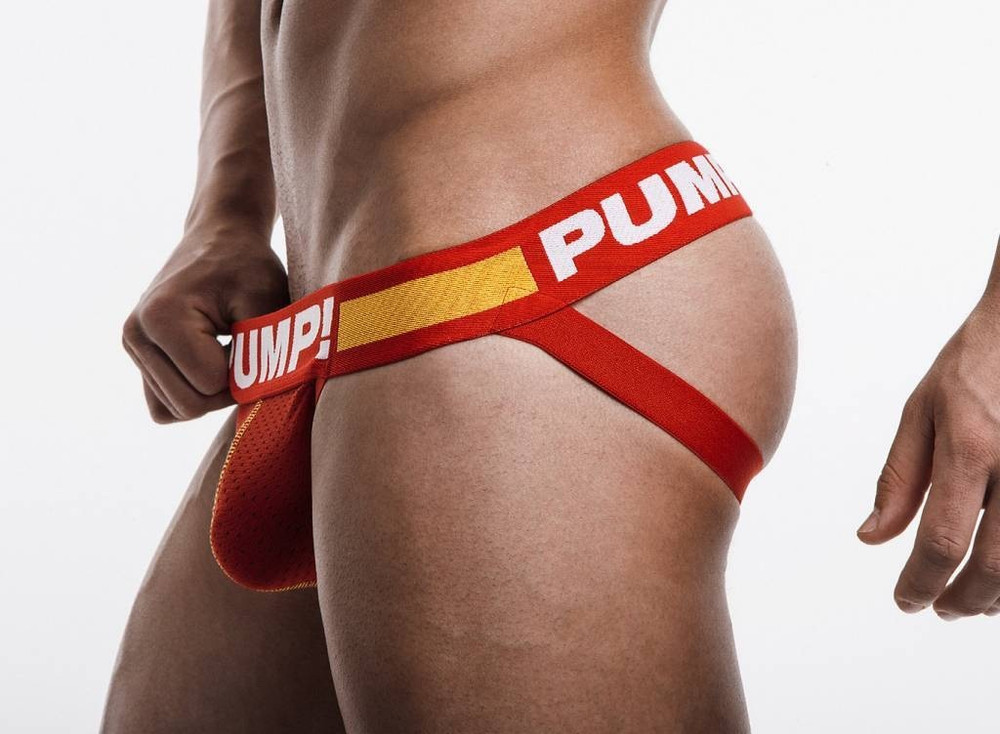 PUMP! Flash Jock Strap