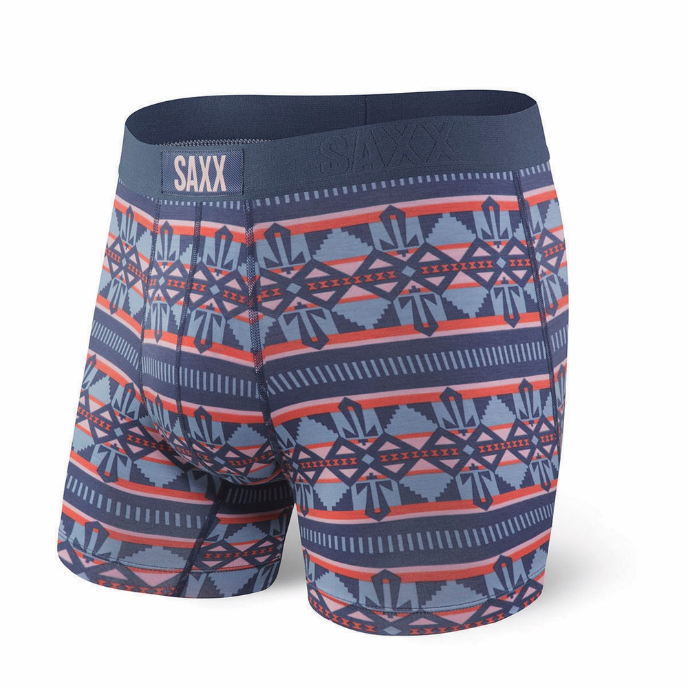 SAXX Vibe Ink Trading Blanket Boxer Brief