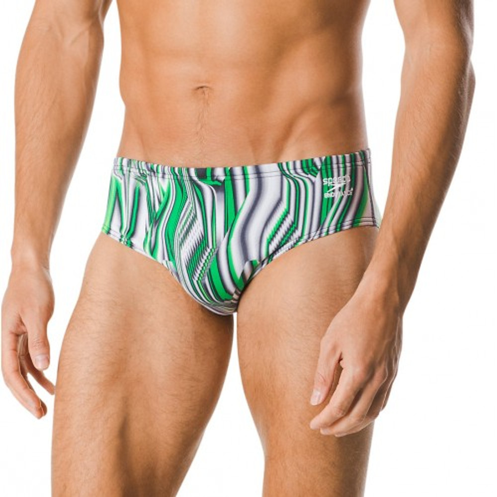 Speedo Endurance+ Liquid Velocity Brief - Green