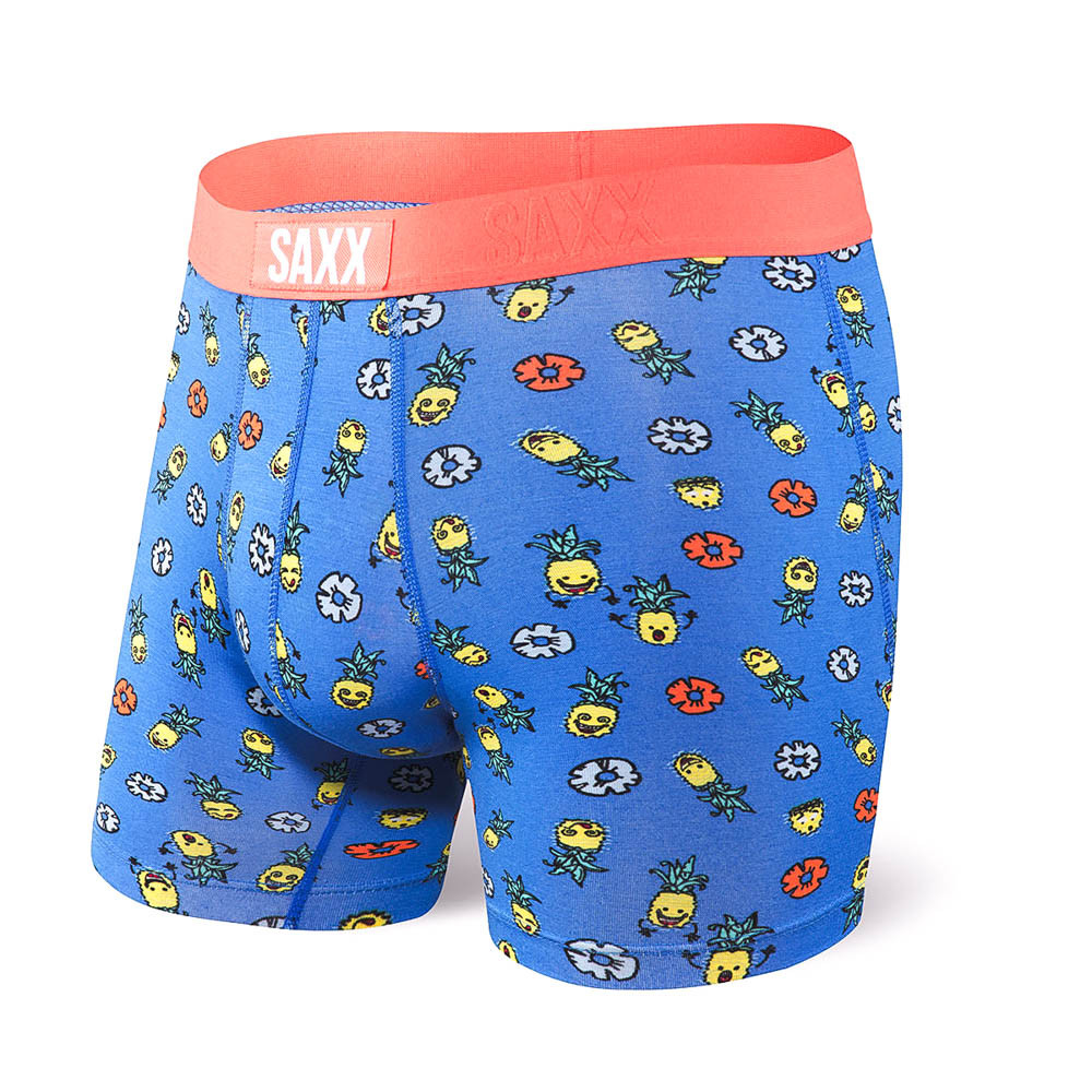 SAXX Vibe Pineapple Boxer Brief