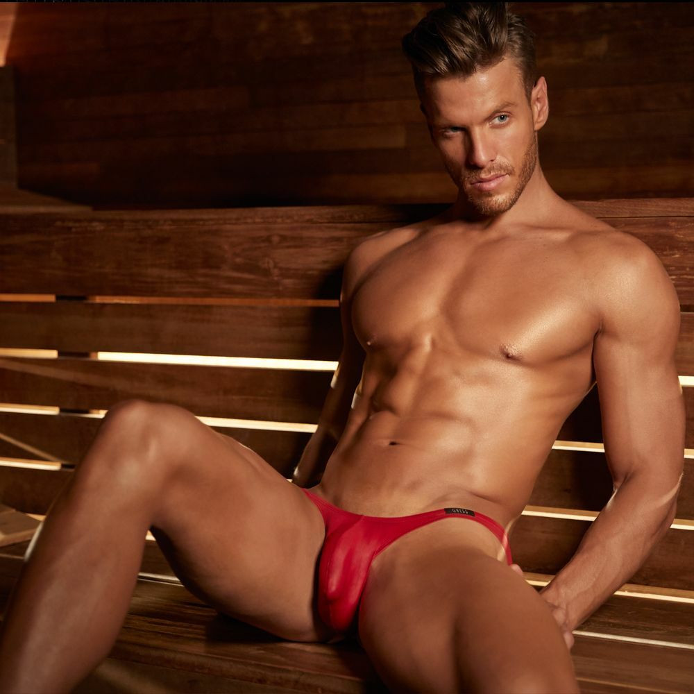 Gregg Homme Boytoy Thong - Red