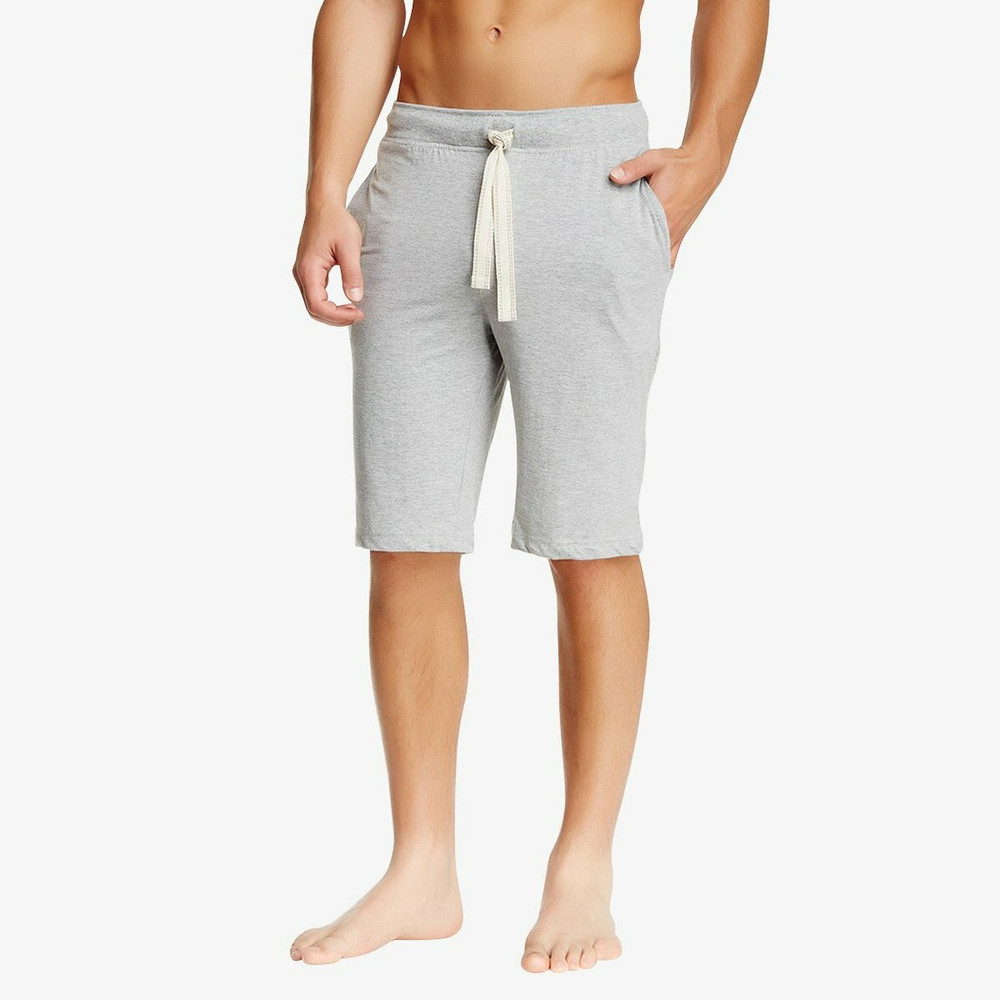 Bottoms Out Alex Jersey Shorts - Grey