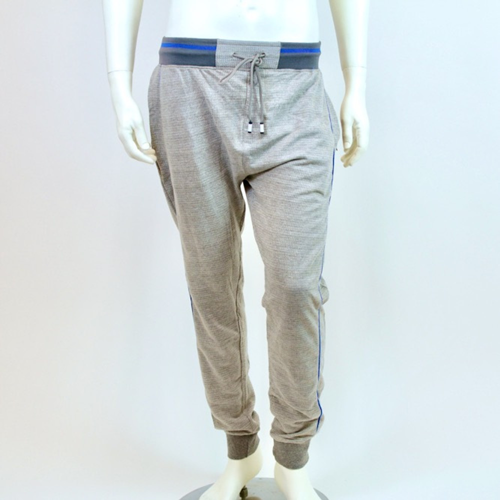 Bottoms Out Grey Tile Joggers