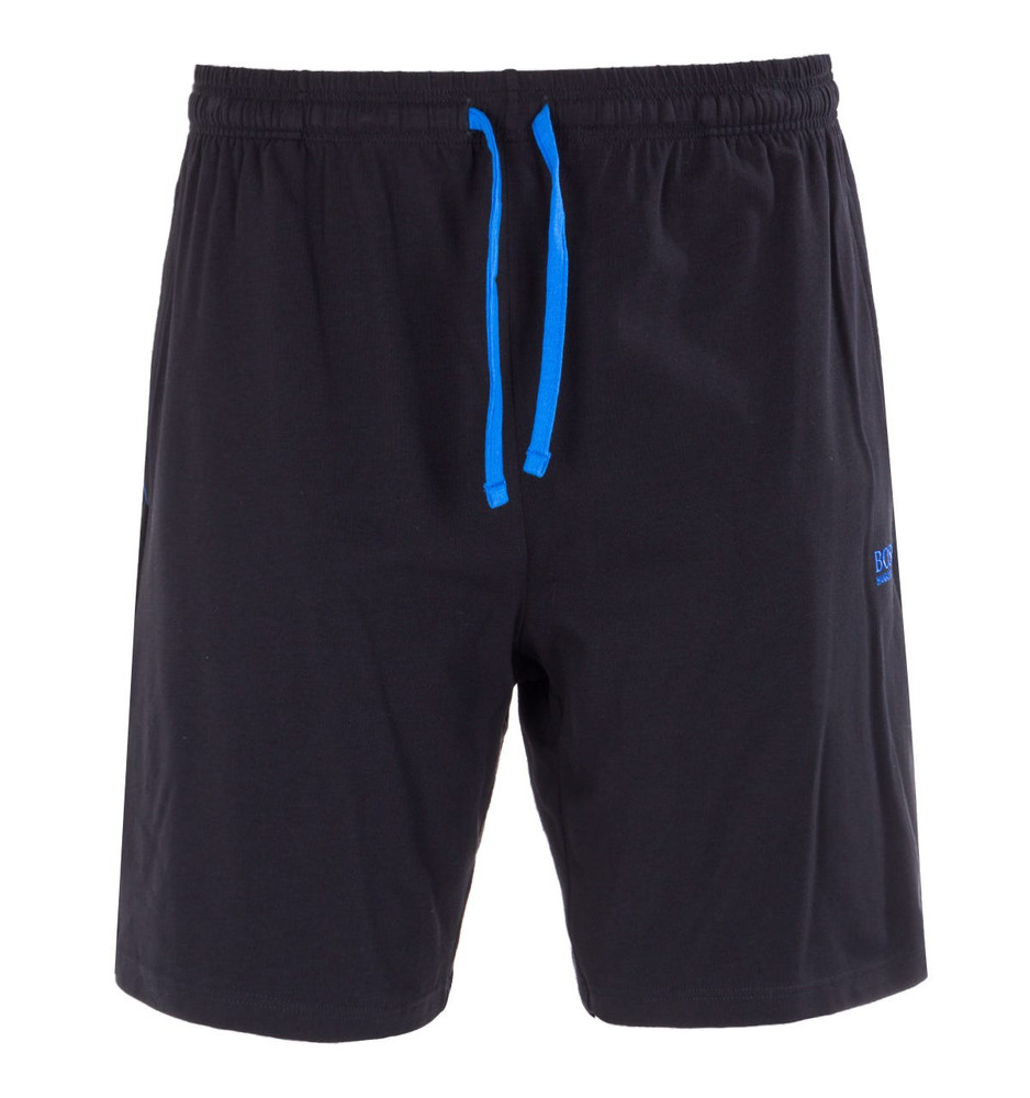 Hugo Boss Mix & Match Black/Navy Sweat Shorts