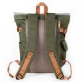 Harvest Label Rolltop 2.0 Backpack - Olive