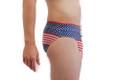 Evolve Flag Swim Briefs