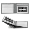 Stewart/Stand Stainless Steel Herringbone Bill Fold