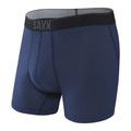 SAXX Quest 2.0 Midnight Blue Boxer Briefs