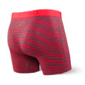 SAXX Vibe Red Hiker Boxer Brief