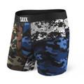 SAXX Vibe Camo Boxer Briefs
